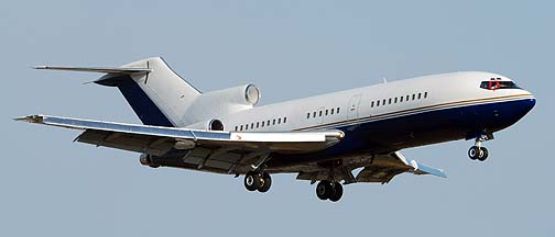 Classic Designs of Tampa Bay Boeing 727-21, N727PX, July 31, 2007