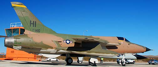 Republic F-105D-20 Thunderchief 61-0146
