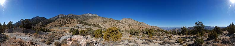 Inyo County Tour, Tuesday, October 9
