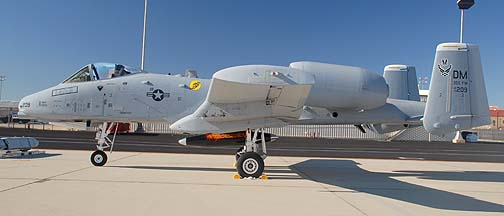 Fairchild-Republic A-10C Thunderbolt 2 79-0209 of the 355th Fighter Wing