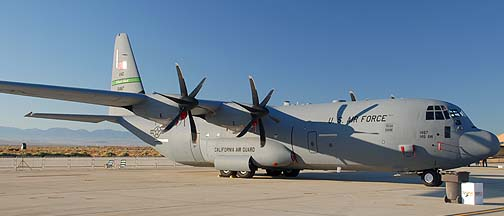 Lockheed-Martin C-130J-30 Hercules 06-1467 of the 146the Air Mobility Wing