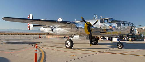 North American B-25N Mitchell N1024B Pacific Prowler