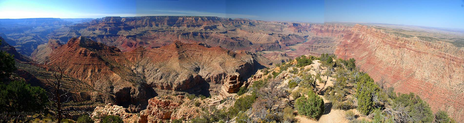 Grand Canyon, Vermilion Cliffs, and Marble Canyon, September 24 - 25, 2010