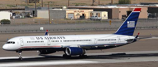US Airways Boeing 757-2B7 N938UW, November 10, 2010