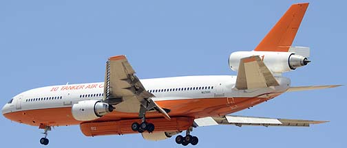 Tanker 911 at Phoenix-Mesa Gateway Airport, June 9, 2011