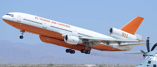 Tanker 911 at Phoenix-Mesa Gateway Airport, June 11, 2011