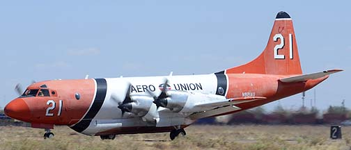 Tankers at Winslow-Lindberg Airport, June 13 - 14, 2011