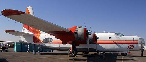 Consolidated P4Y-2 Privateer N2871G, Copperstate Fly-in, October 22, 2011