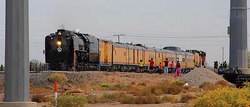 Union Pacific Steam Locomotive 844, November 12, 2011