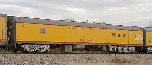 Union Pacific Concession Car UPP 5818 Reed Jackson, November 12, 2011