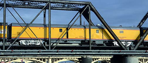 Union Pacific Tool Car UPP 6334 Art Lockman, November 12, 2011