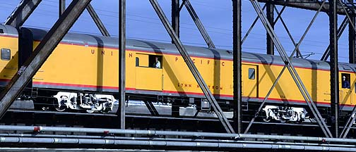 Union Pacific Bagggage Car UPP 5714 Lynn Nystrom, November 12, 2011