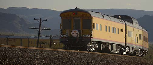Union Pacific Business Car UPP 103 Cheyenne, November 15, 2011
