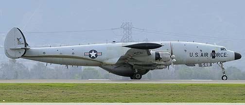 EC-121T N548GF 53-0548, Chino, January 14, 2012