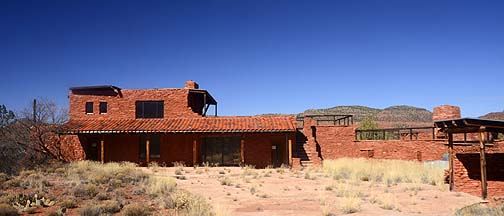 House of Apache Fire, Red Rock State Park, February 9, 2012