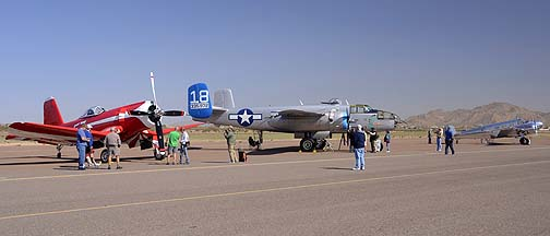 Cactus Fly-in, March 2, 2012