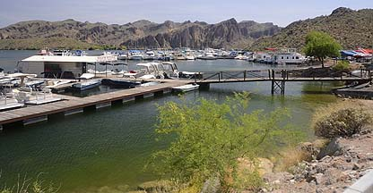Saguaro Lake Cruise, April 19, 2012