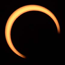Solar Eclipse, May 20, 2012