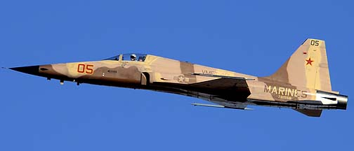 Flight Operations at MCAS Yuma, October 23-24, 2012