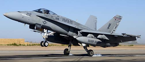 Naval Air Facility el Centro, October 24, 2012