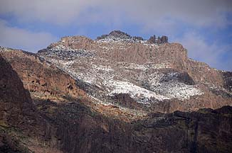 Superstition Mountains, February 21, 2013