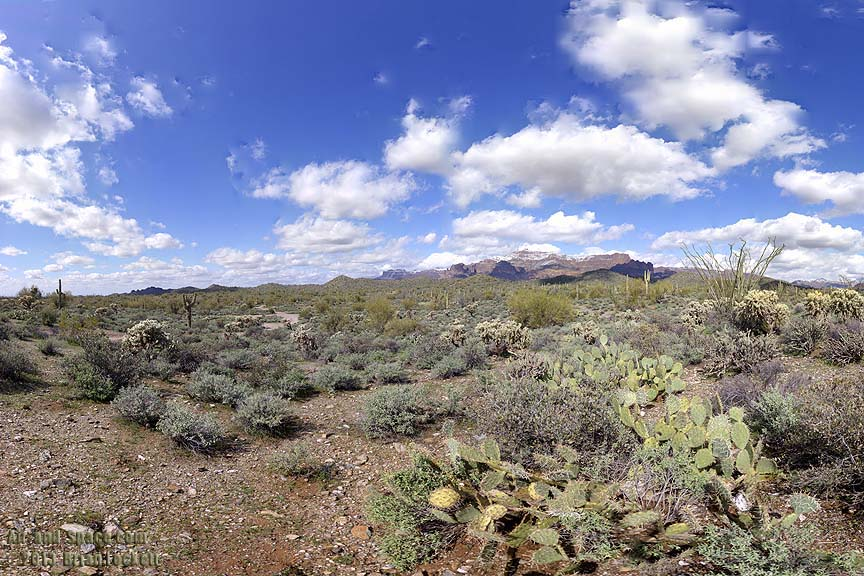 Arizona Gigapan Update, February 23, 2013