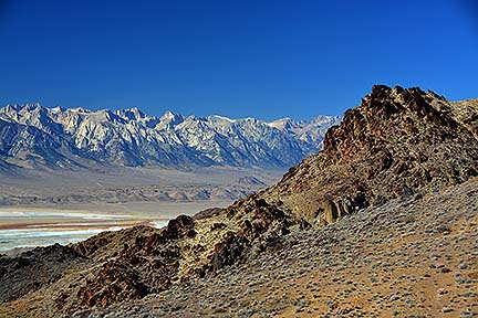 Mount Whitney, November 16, 2014