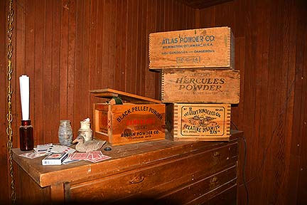 American Hotel Powder Boxes, November 16, 2014