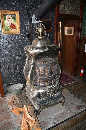 National Wood Burning Stove, November 16, 2014