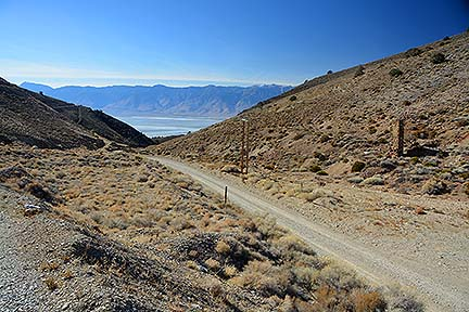 Cerro Gordo Road, November 16, 2014