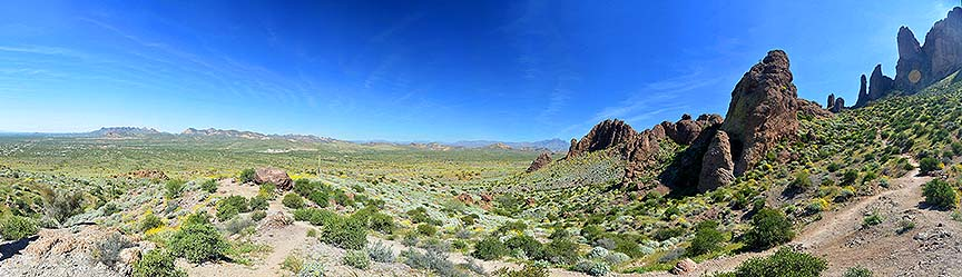 Lost Dutchman State Park, March 15, 2015