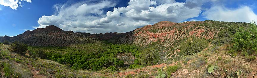 Sycamore Canyon, April 16, 2015