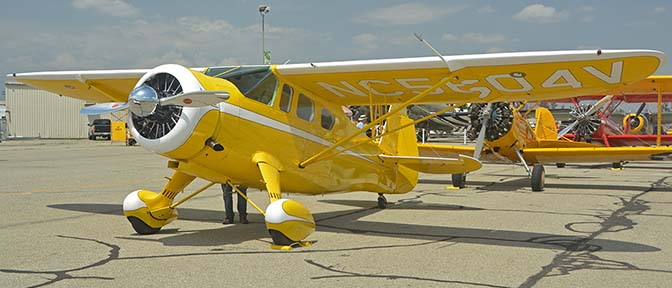 Howard DGA-15P N5604V, April 29, 2016