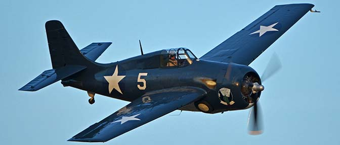 General Motors FM-2 Wildcat N5HP Kimberly Brooke, April 29, 2016