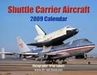 Shuttle Carrier Aircraft 2009 Calendar
