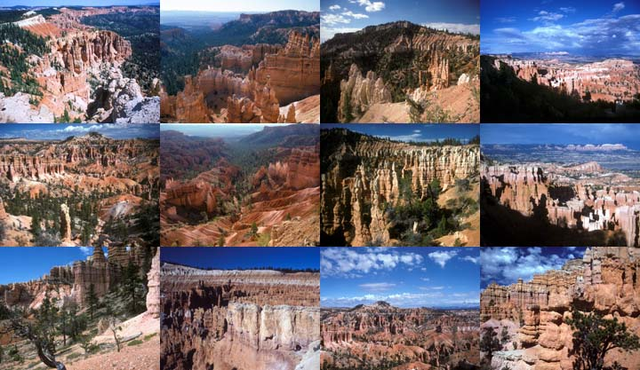 Lockett Books Calendar Catalog: Bryce Canyon
