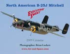 North American B-25J Mitchell, N30801 <em>Executive Sweet</em>: 2009 Calendar