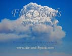 Fire Clouds: 2009 Calendar