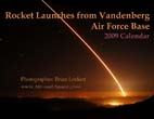 Rocket Launches from Vandenberg Air Force Base: 2009 Calendar