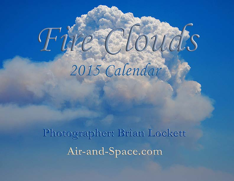 Lockett Books Calendar Catalog: Fire Clouds