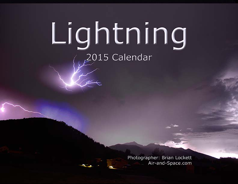 Lockett Books Calendar Catalog: Lightning