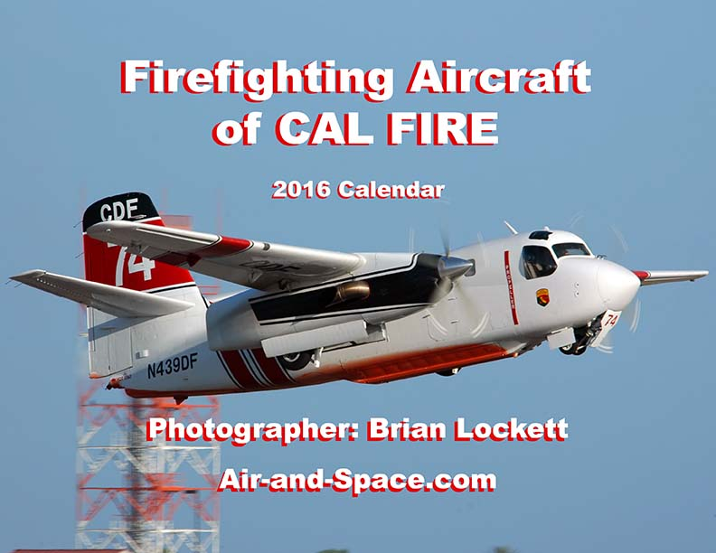 Lockett Books Calendar Catalog: CAL FIRE