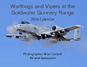 Warthogs and Vipers at the Goldwater Range: 2016 Calendar