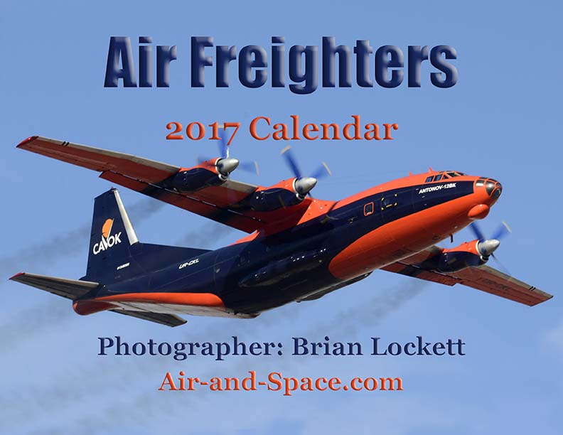 Lockett Books Calendar Catalog: Air Freighters