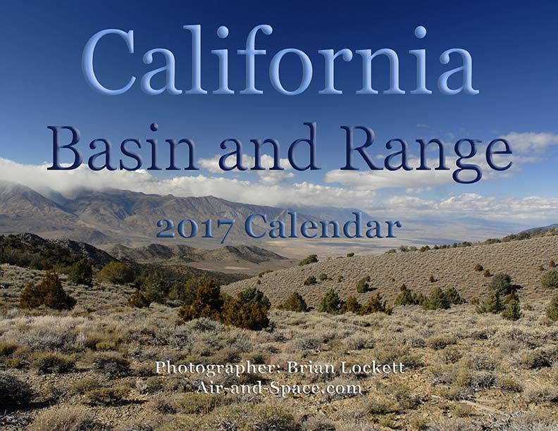 Lockett Books Calendar Catalog: California Basin and Range