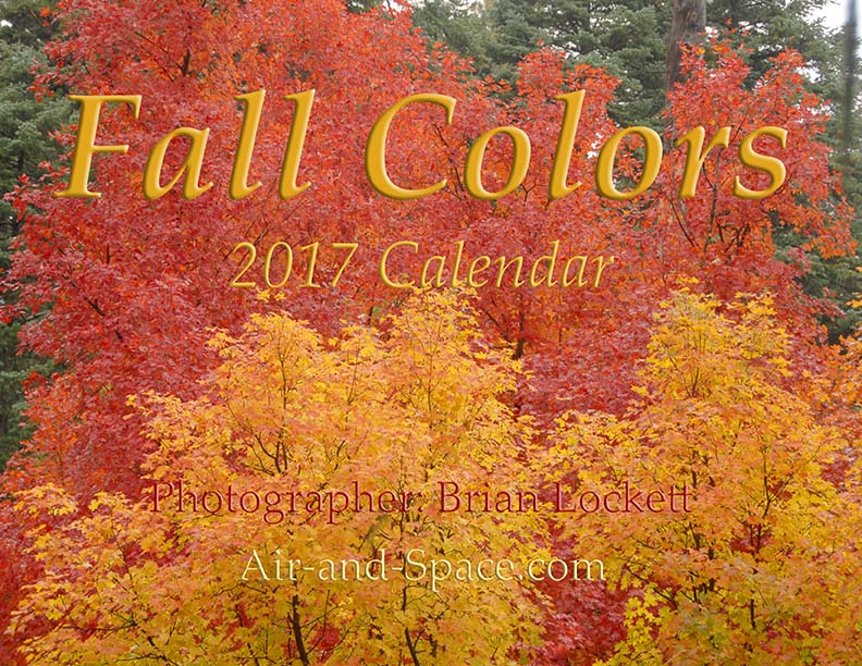 Lockett Books Calendar Catalog: Fall Colors