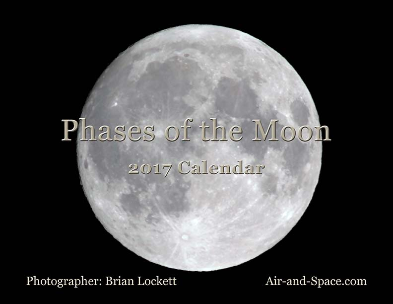 Lockett Books Calendar Catalog: Phases of the Moon