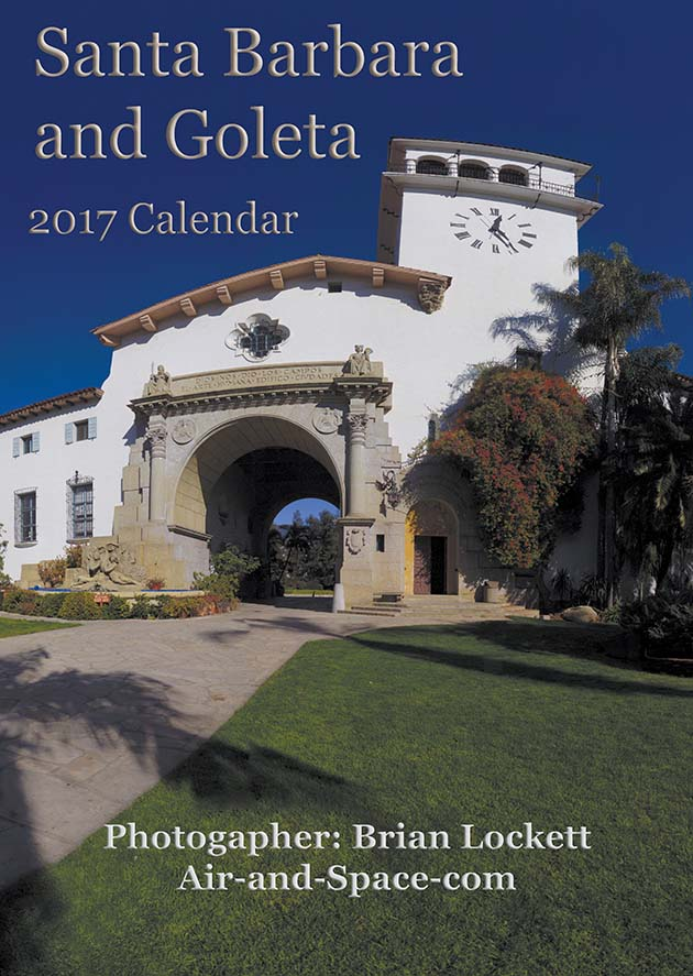 Lockett Books Calendar Catalog: Santa Barbara and Goleta
