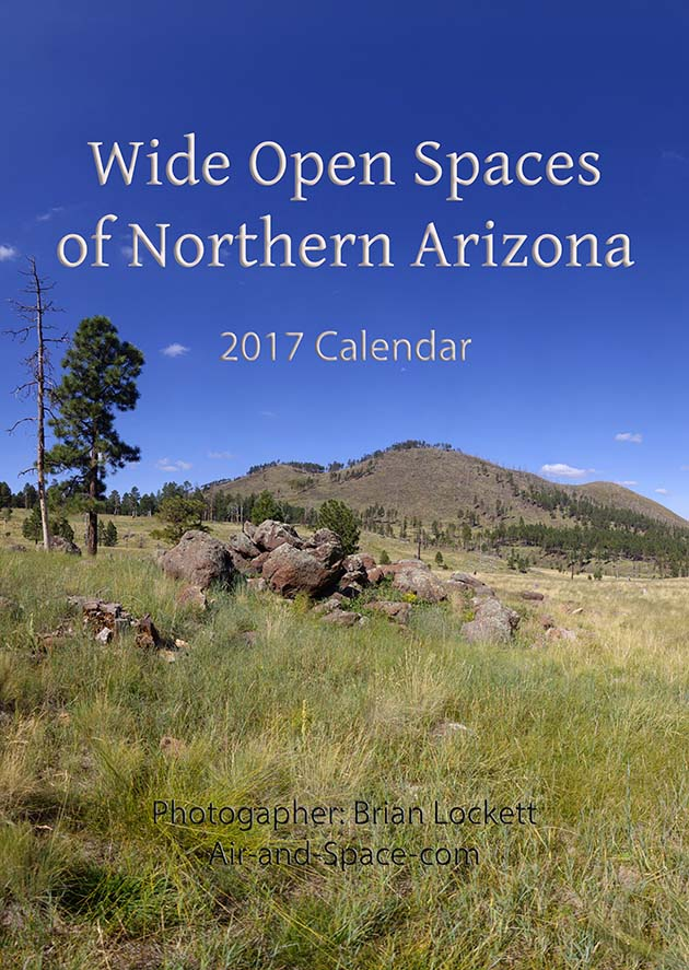Lockett Books Calendar Catalog: Wide Open Spaces of Northern Arizona