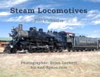 Steam Locomotives: 2013 Calendar